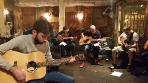 Blues Guitar Workshop